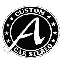 A Custom Car Stereo Center